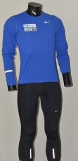 Nike Dri-FIT Contour Long Sleeve Running Shirt 683521-480 Emil Dobrowolski